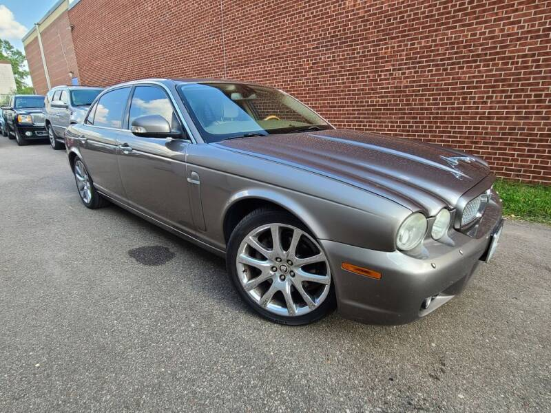 2008 Jaguar XJ-Series for sale at Minnesota Auto Sales in Golden Valley MN