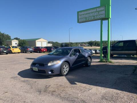 2007 Mitsubishi Eclipse for sale at Independent Auto in Belle Fourche SD