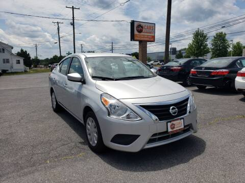 2018 Nissan Versa for sale at Cars 4 Grab in Winchester VA