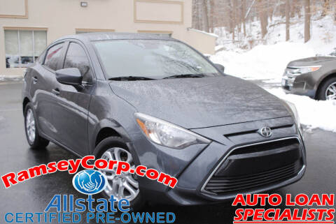 2016 Scion iA for sale at Ramsey Corp. in West Milford NJ