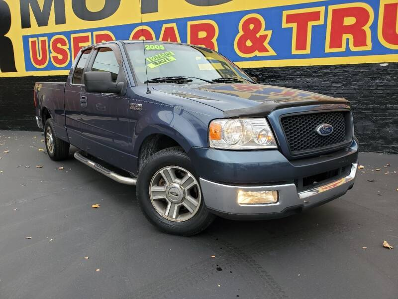 2005 Ford F-150 for sale at B & R Motor Sales in Chicago IL