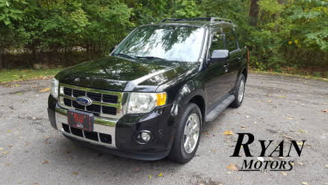 2012 Ford Escape for sale at Ryan Motors LLC in Warsaw IN