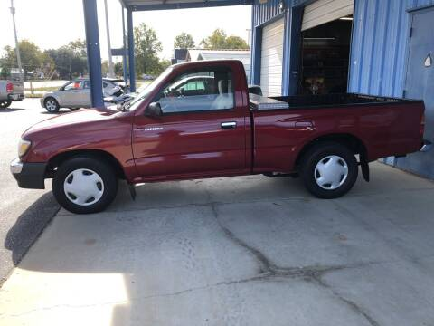 1998 Toyota Tacoma for sale at Mac's Auto Sales in Camden SC