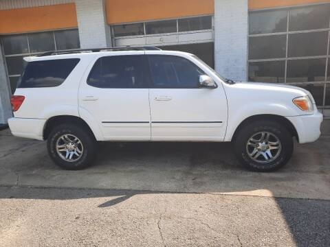 2007 Toyota Sequoia for sale at PIRATE AUTO SALES in Greenville NC