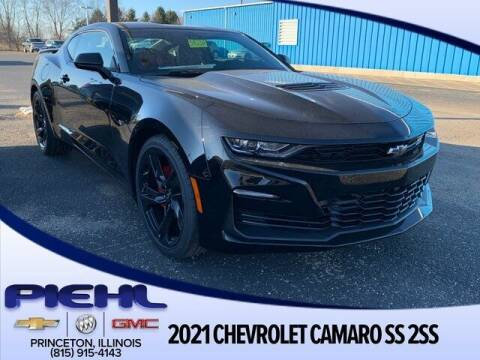 2021 Chevrolet Camaro for sale at Piehl Motors - PIEHL Chevrolet Buick Cadillac in Princeton IL