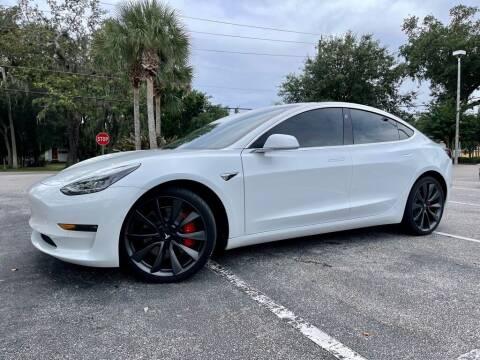 2020 Tesla Model 3 for sale at Blum's Auto Mart in Port Orange FL