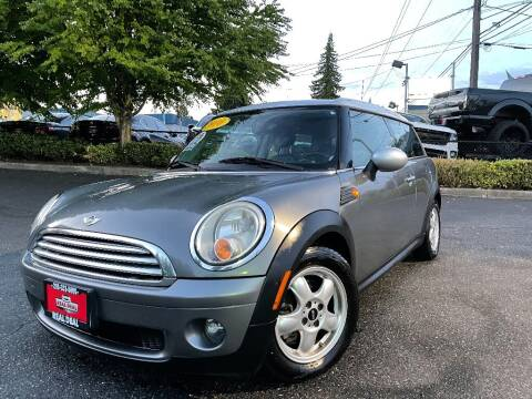 2010 MINI Cooper Clubman for sale at Real Deal Cars in Everett WA