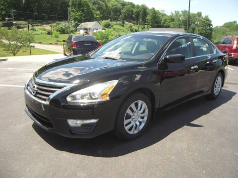 2015 Nissan Altima for sale at 1-2-3 AUTO SALES, LLC in Branchville NJ