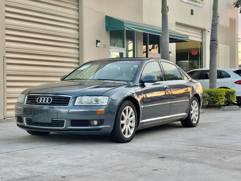 2005 Audi A8 L for sale in Lake Park, FL