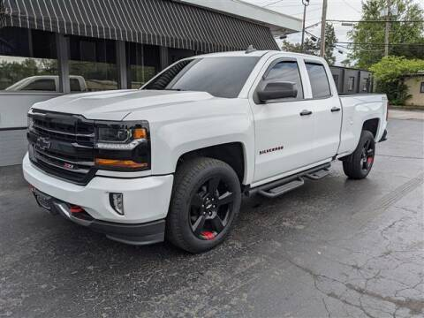 2018 Chevrolet Silverado 1500 for sale at GAHANNA AUTO SALES in Gahanna OH
