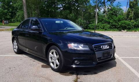 2009 Audi A4 for sale at J & J Used Auto in Jackson MI