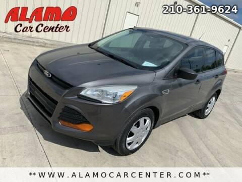 2014 Ford Escape for sale at Alamo Car Center in San Antonio TX