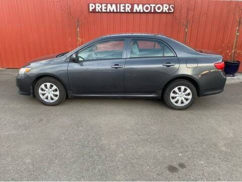 2009 Toyota Corolla for sale at PREMIERMOTORS  INC. in Milton Freewater OR