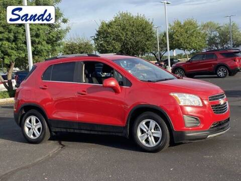 2016 Chevrolet Trax for sale at Sands Chevrolet in Surprise AZ