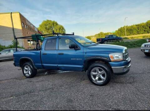 2006 Dodge Ram Pickup 1500 for sale at Family Auto Sales in Maplewood MN