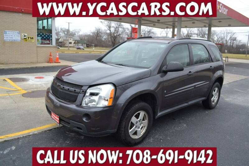 2007 Chevrolet Equinox for sale at Your Choice Autos - Crestwood in Crestwood IL