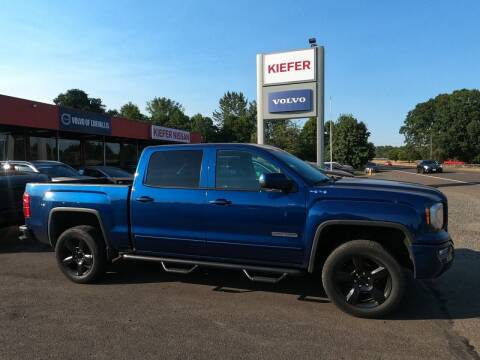 2017 GMC Sierra 1500 for sale at Kiefer Nissan Budget Lot in Albany OR