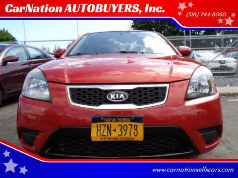 2011 Kia Rio for sale at CarNation AUTOBUYERS, Inc. in Rockville Centre NY