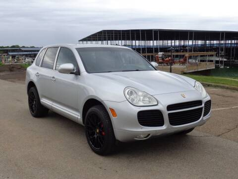 2004 Porsche Cayenne for sale at Enthusiast Motorcars of Texas in Rowlett TX