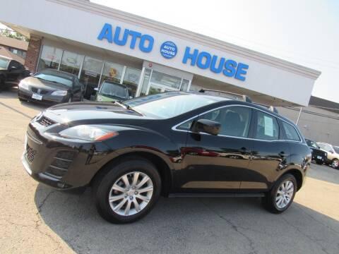 2011 Mazda CX-7 for sale at Auto House Motors in Downers Grove IL