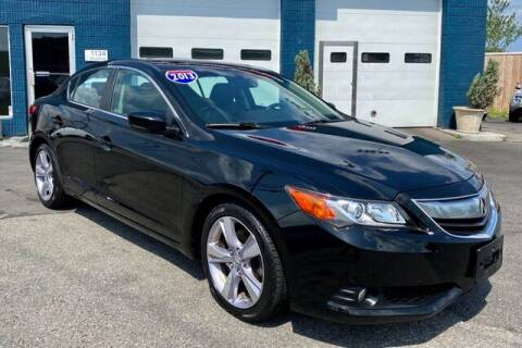 2013 Acura ILX for sale at Saugus Auto Mall in Saugus MA