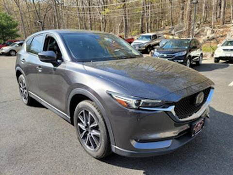 2017 Mazda CX-5 for sale at Ramsey Corp. in West Milford NJ