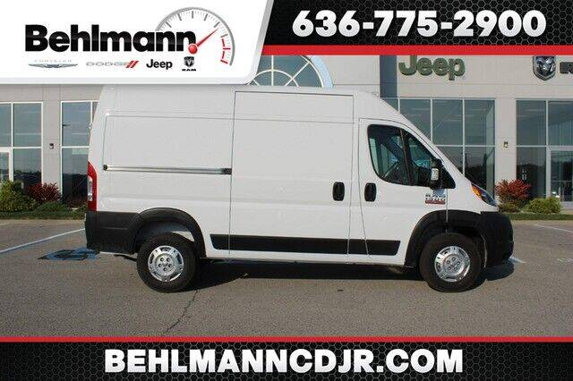 2021 RAM ProMaster Cargo for sale in Troy, MO
