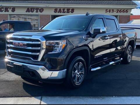 2019 GMC Sierra 1500 for sale at Messick's Auto Sales in Salisbury MD