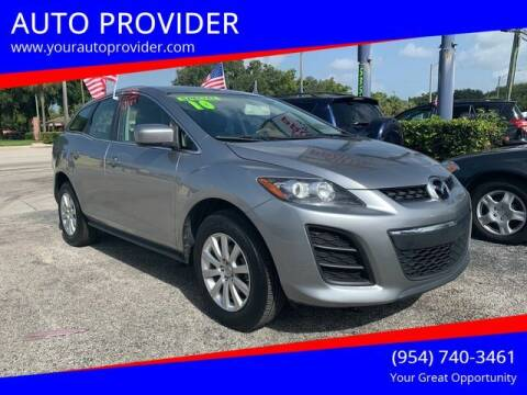 2010 Mazda CX-7 for sale at AUTO PROVIDER in Fort Lauderdale FL
