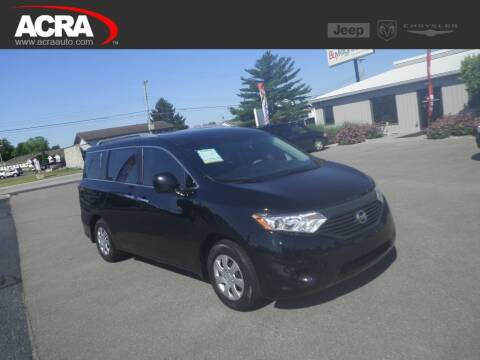 2014 Nissan Quest for sale at BuyRight Auto in Greensburg IN