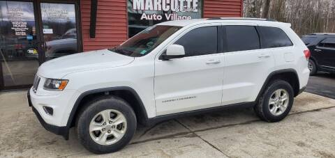 2016 Jeep Grand Cherokee for sale at Marcotte & Sons Auto Village in North Ferrisburgh VT