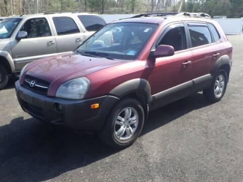 2007 Hyundai Tucson for sale at Cali Auto Sales Inc. in Elizabeth NJ