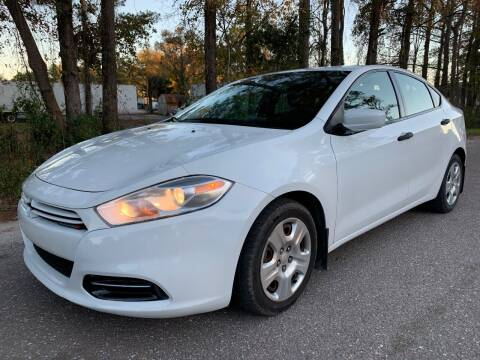 2013 Dodge Dart for sale at Next Autogas Auto Sales in Jacksonville FL