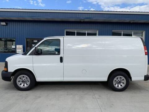 2012 GMC Savana Cargo for sale at Twin City Motors in Grand Forks ND