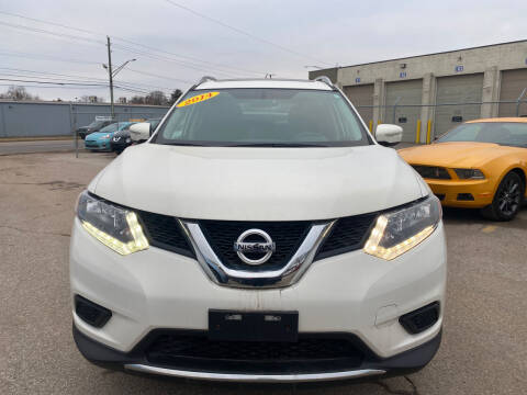 2014 Nissan Rogue for sale at Unique Auto Group in Indianapolis IN