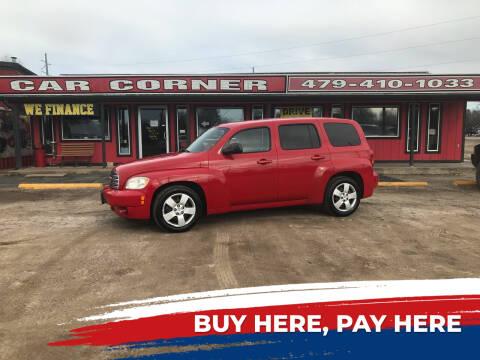 2011 Chevrolet HHR for sale at CAR CORNER in Van Buren AR