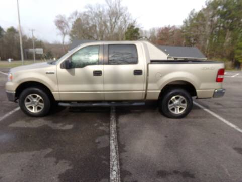 2008 Ford F-150 for sale at West End Auto Sales LLC in Richmond VA