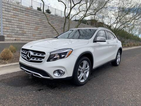 2018 Mercedes-Benz GLA for sale at AUTO HOUSE TEMPE in Tempe AZ