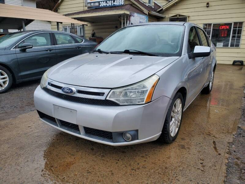 2011 Ford Focus for sale at Auto Town Used Cars in Morgantown WV