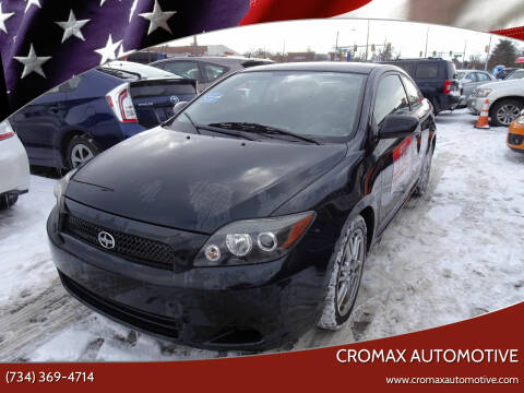 2008 Scion tC for sale at Cromax Automotive in Ann Arbor MI