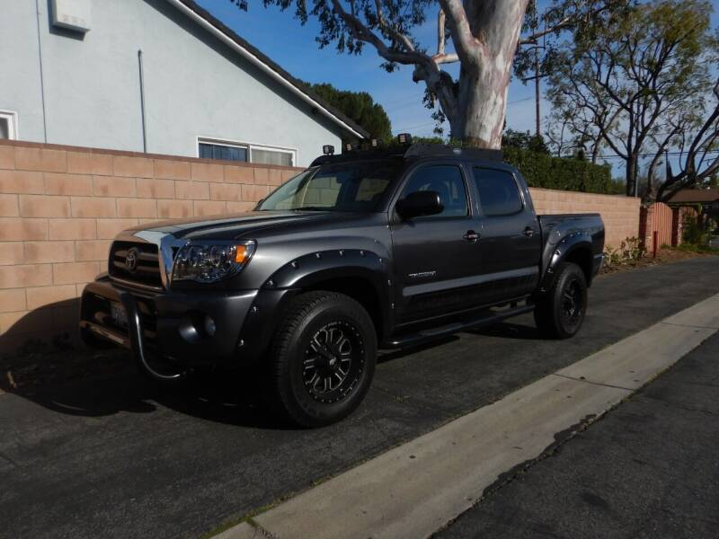 2010 Toyota Tacoma for sale at California Cadillac & Collectibles in Los Angeles CA