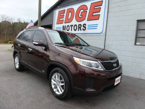 2015 Kia Sorento for sale at Edge Motors in Mooresville NC