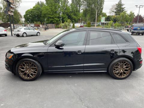 2011 Audi Q5 for sale at Westside Motors in Mount Vernon WA