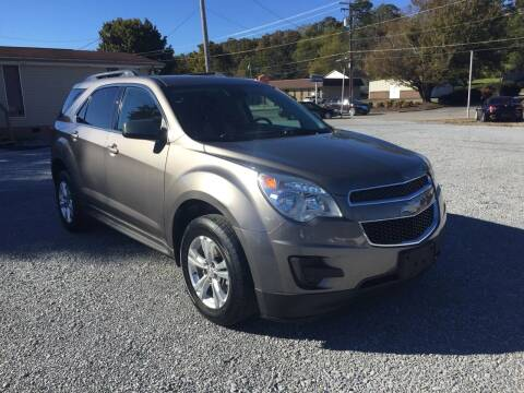 2012 Chevrolet Equinox for sale at Wholesale Auto Inc in Athens TN