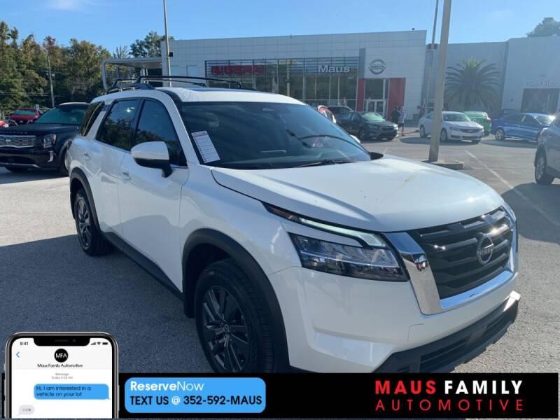 2022 Nissan Pathfinder for sale in New Port Richey, FL
