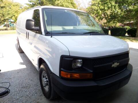2012 Chevrolet Express Cargo for sale at CARL'S AUTO SALES in Boody IL