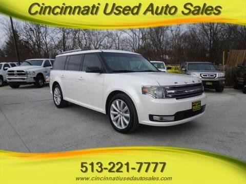 2014 Ford Flex for sale at Cincinnati Used Auto Sales in Cincinnati OH