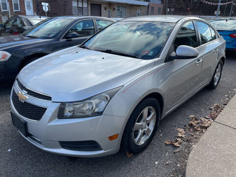 2012 Chevrolet Cruze for sale at Turner's Inc - Main Avenue Lot in Weston WV