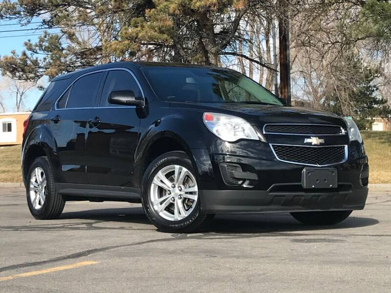 2015 Chevrolet Equinox for sale at Used Cars and Trucks For Less in Millcreek UT