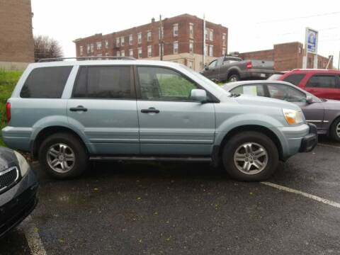 2003 Honda Pilot for sale at Berkshire County Auto Repair and Sales in Pittsfield MA
